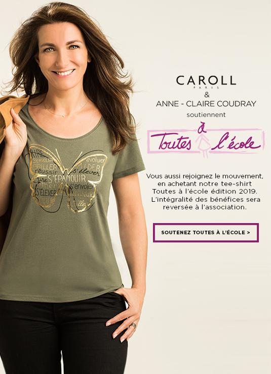 8aacaa098d374 E-Boutique Officielle CAROLL – Vêtements et Accessoires de mode